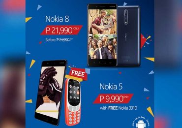 Nokia Outs Rainy Day Season Deals