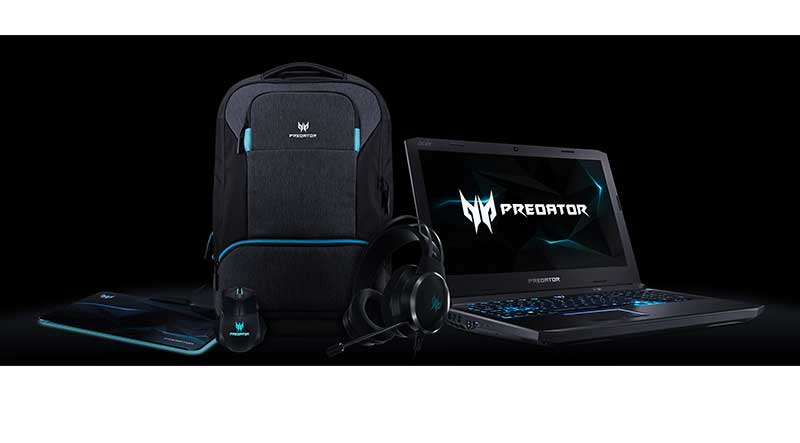 ACER Outs Predator Helios 500 & Predator Helios 300 Gaming Notebooks