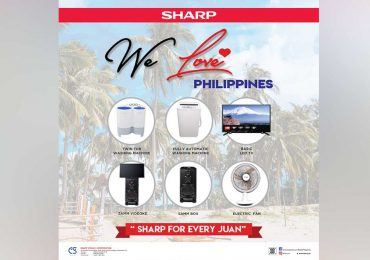 We Love Philippines: Sharp for every Juan