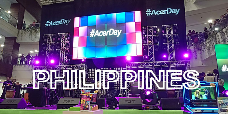 """Photo of Acer PH celebrates """"Acer Day"""" alongside with 20 other countries; Feat Moira dela Torre, IV of Spades, and the G-Force"""