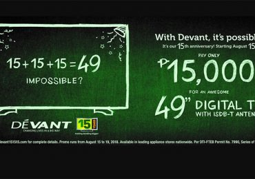 Devant Quantum UHD TV (4K) 2018 Specs And Price