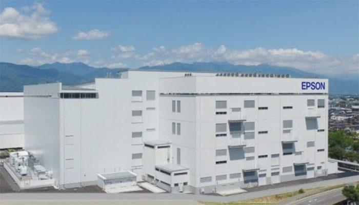 Photo of Epson Completes Construction on New Inkjet Printhead Factory