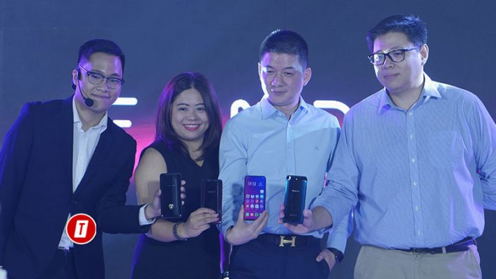 The futuristic flagship OPPO Find X finds its way to the Philippines