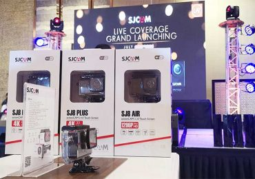 SJCAM launches SJ8 Series Action Camera in PH