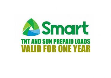 All Smart, TNT and Sun Prepaid Loads now with One-Year Validity Period