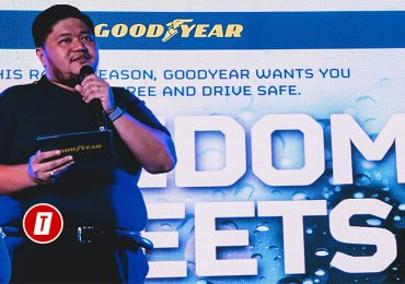 GoodYear PH launched Assurance TripleMax 2; Feat HydroTred Technology