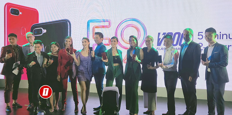 Photo of OPPO F9 launches in the Philippines