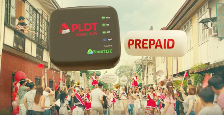PLDT Home Launches First Prepaid Broadband