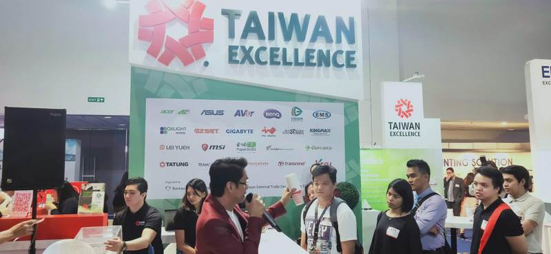 Taiwan Excellence features the best of Taiwan Tech at SIP 2018