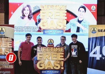 SEAOIL Philippines brings back LIFETIME FREE Gas, Oh My Gas Promo is back!