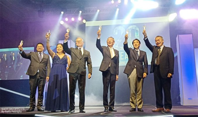 EPSON PH Celebrates 20th Year Of Leadership