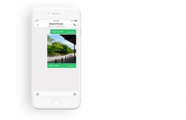 For easier pick ups, Grab intros Photo Sharing feature on GrabChat