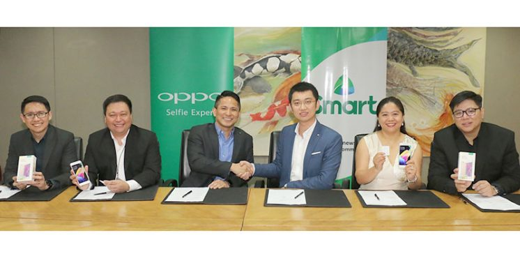 New LTE Smartphone OPPO A71 now available to Smart, TNT and Sun users