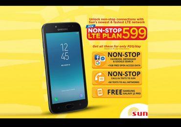 SUN intros Non-Stop LTE Plans