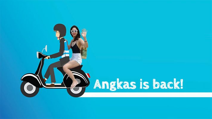 Photo of Angkas is back!