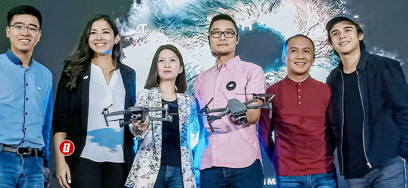 Photo of MSI ECS launches DJI Mavic 2 Series in PH: A New Era For Camera Drones