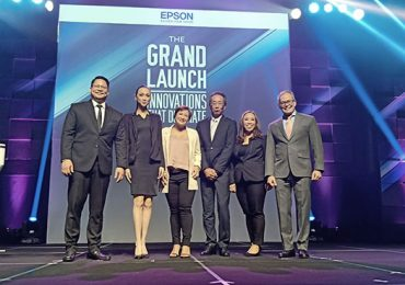 Epson PH unveils new models of Epson's business laser projectors, SureColor T-series of technical printers, as well as EcoTank printers