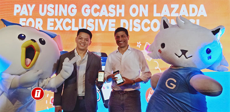 GCash Partners With Lazada For More Convenient Shopping