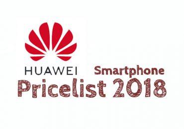 Huawei Smartphone Price List (SRP, Shopee, Lazada, etc)