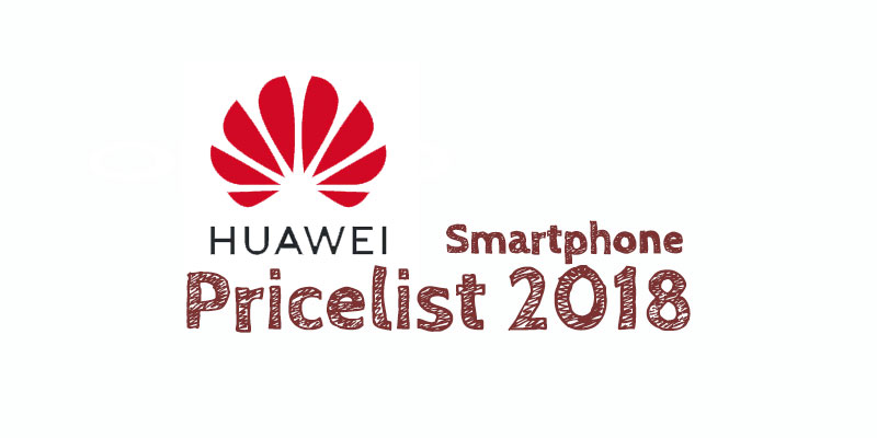 Photo of Huawei Smartphone Price List (SRP, Shopee, Lazada, etc)