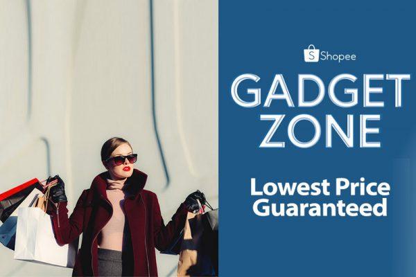Lowest Price Guaranteed: Shopee GadgetZone