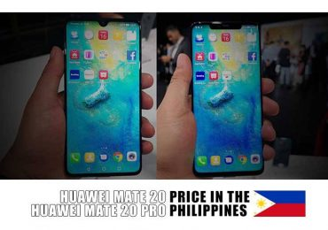 Huawei Mate 20 and Mate 20 Pro Pre-Order, Official Price in the Philippines