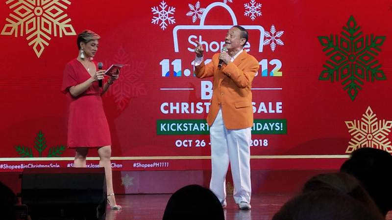 Shopee Philippines kicks off Shopee 11.11 – 12.12 Big Christmas Sale