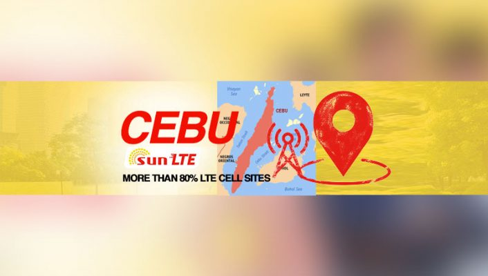 Network upgrades to boost Sun LTE in Cebu