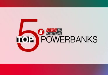 Tech Patrol's Top Five Powerbanks for 2018