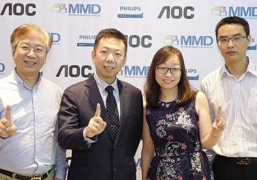 AOC and Philips launched new products in the Philippines