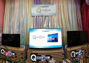 Local brand Devant launch Quantum UHD TV Series
