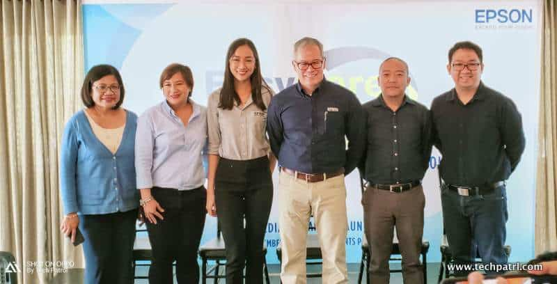 EPSON Philippines launches EasyCare360; A subscription type of printer management
