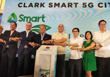 Clark is PH's first Smart 5G City