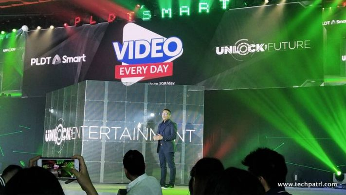 Smart launches Video Everyday; FREE One Hour video daily