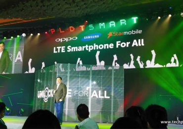 Smart offers affordable LTE smartphones from OPPO, Samsung and Starmobile