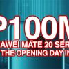Huawei Philippines made P100M on the first day sale of Huawei Mate 20 Series