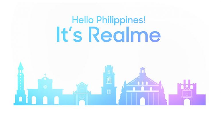 It's real! Realme says Hello Philippines!