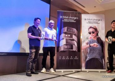Fitness Tracker: Fitbit Charge 3 officially launched in PH