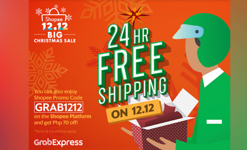 Photo of Grab Joins Shopee's Biggest Christmas Sale of the Year with special treats for shoppers