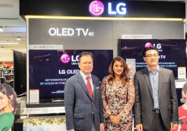 LG and Netflix kick off roadshow showcasing the ultimate home viewing experience on the LG B8 OLED TV