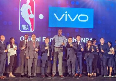 Vivo to become the Official Smartphone of the NBA in the Philippines