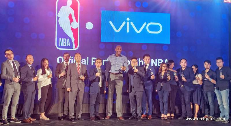 Photo of Vivo to become the Official Smartphone of the NBA in the Philippines