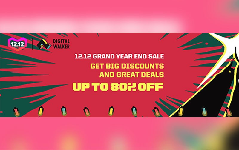 12 Digital Walker Gadgets to buy on Lazada's 12.12 Grand Year End Sale