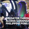 Acer Predator PUBG Finals, Preview of Predator Thronos with Alodia Gosiengfiao