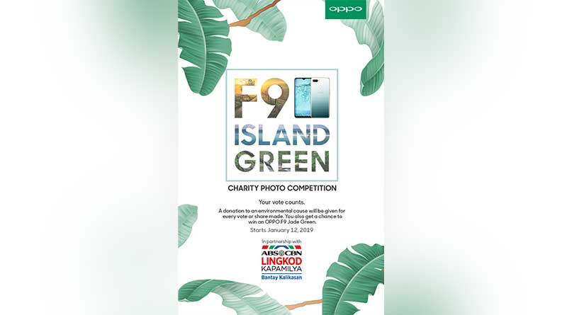 OPPO and ABS-CBN Bantay Kalikasan launched Charity Photo Contest