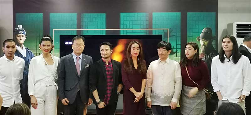 "Photo of LG Philippines celebrates the launch of Netflix's new original Korean drama-killer ""Kingdom"""