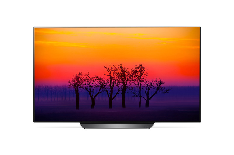 LG B8 OLED TV 2019
