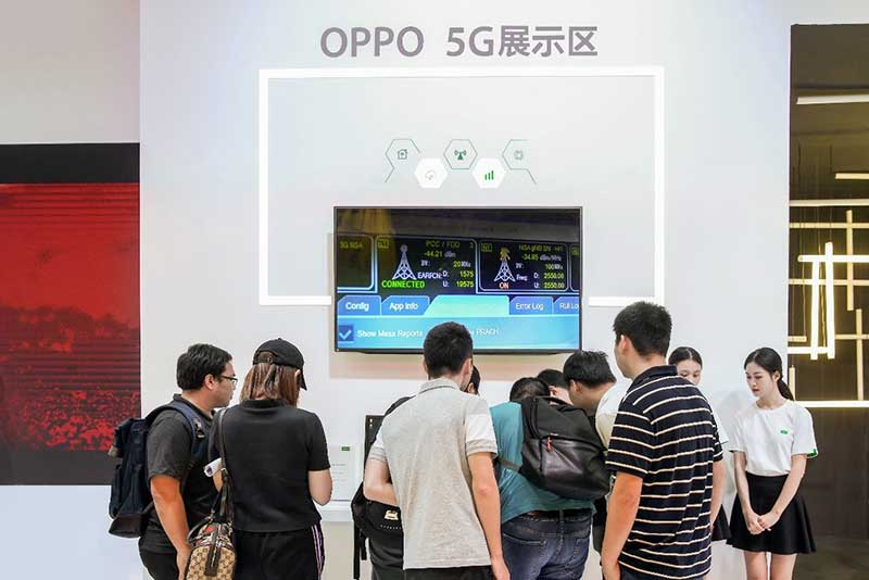 Photo of OPPO unveils FindX 5G Prototype