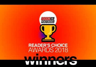 Tech Patrol Reader's Choice Awards 2018 Winners