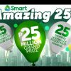 Push your luck with Smart's biggest raffle promo and win P25M Cash!